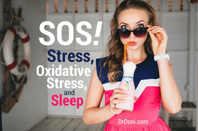 sleep, stress remedies, inflammation, oxidative stress, dysbiosis, adrenal fatigue, burnout