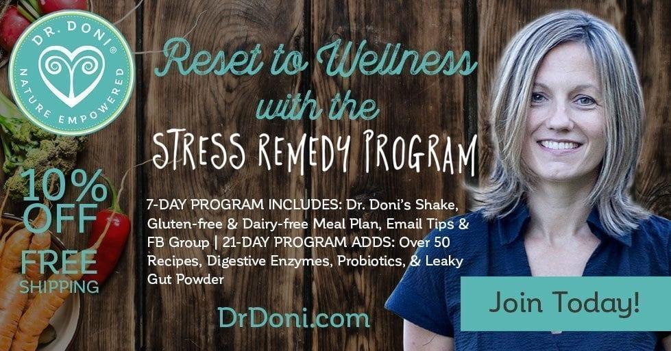 Reset to Wellness Stress Remedy Program