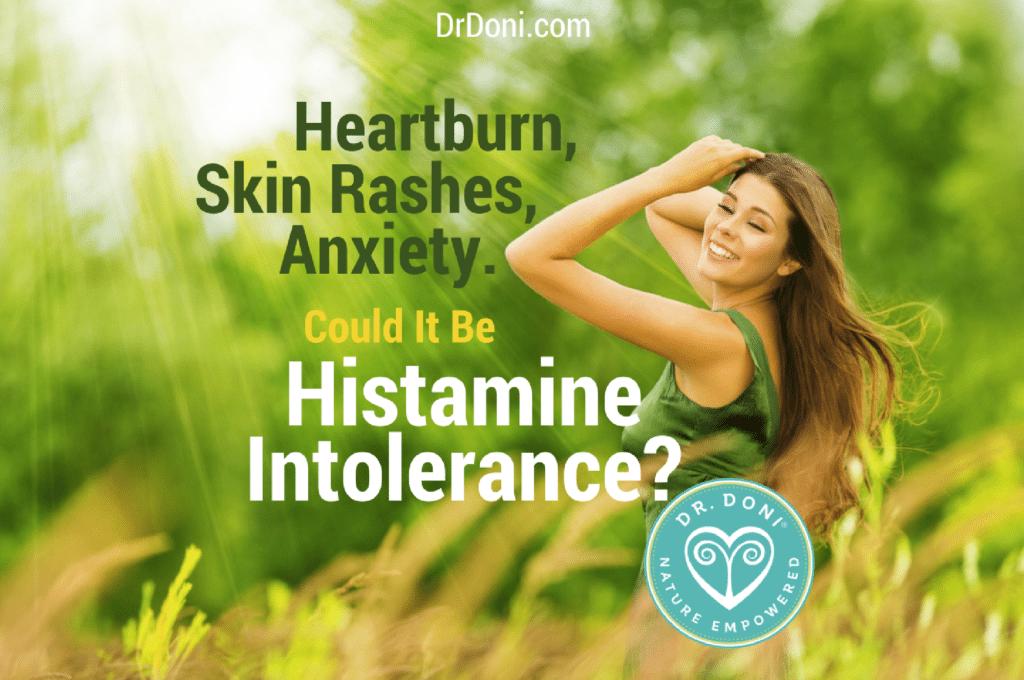 What Is Histamine, Histamine Intolerance, allergies, antibody, leaky gut, probiotics, prebiotics