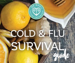 cold, flu, infections, viruses, immune system, fever, chills, congestion, headaches, antibiotics, probiotics, immune support